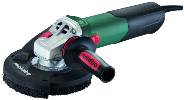 Metabo WE15-125 5-Inch Concrete Grinder With HD Set GED
