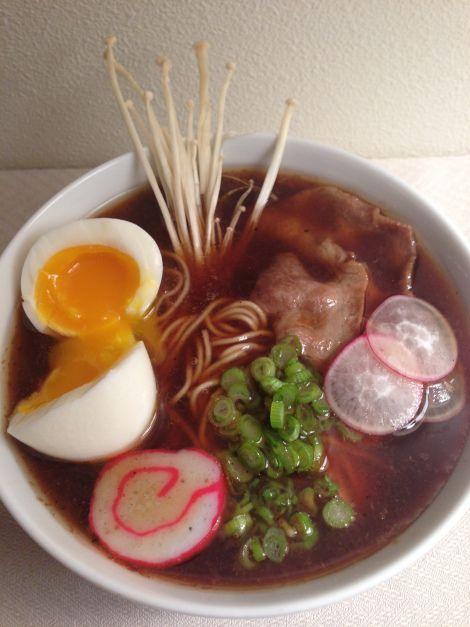 Ramen recipe from David Chang's 'Momofuku' cookbook. This recipe is everything.