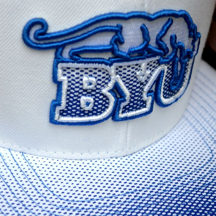 Get cool BYU memorabilia like this sweet BYU Hat at the BYU store on campus or online!