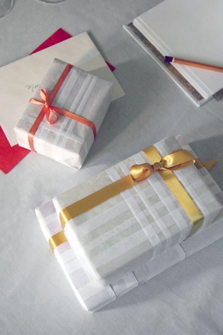 Envoltorios de regalos originales