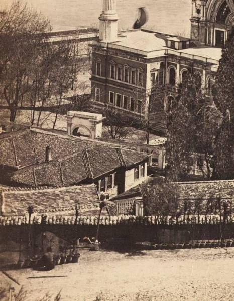 Dolmabahçe, 1900ler #birzamanlar #istanbul #istanlook