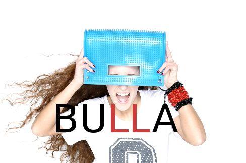 Bulla. Blue