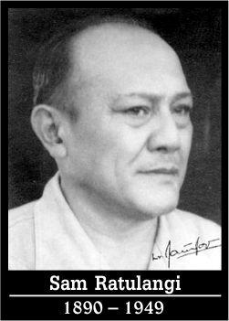 Dr. Gerungan Saul Samuel Jacob Ratulangi