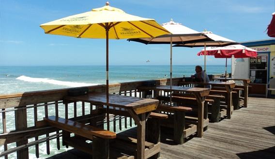 9 best daytona beach images on pinterest daytona beach for Sunglow fishing pier