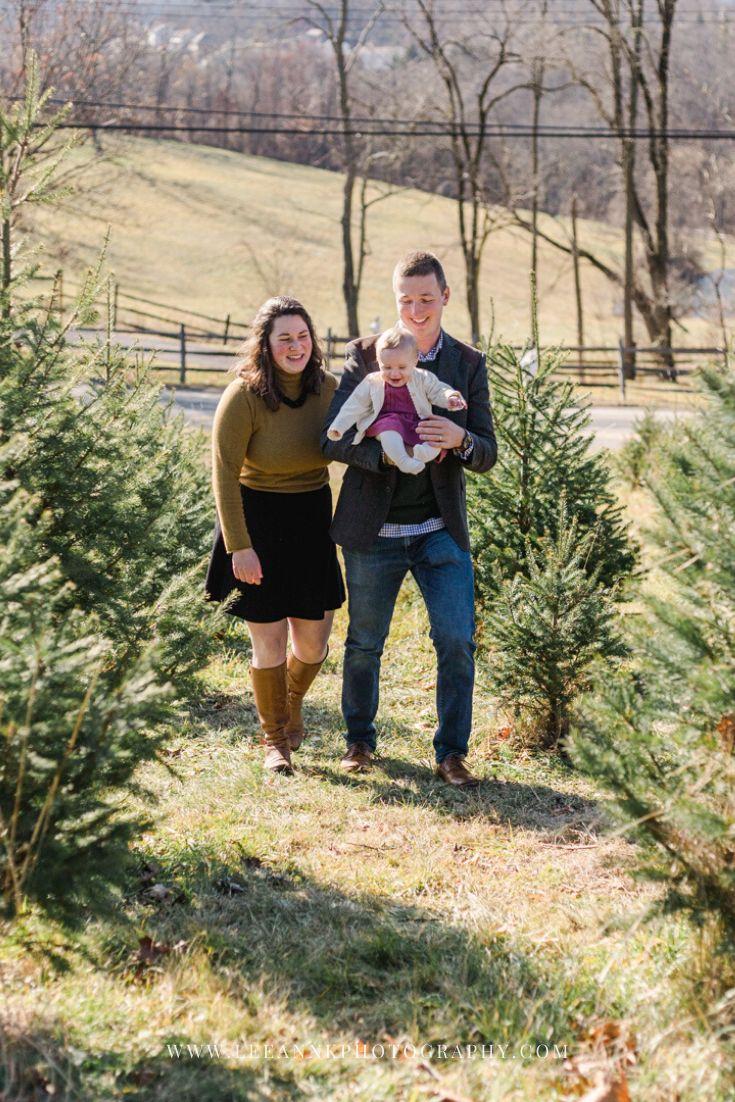 Christmas family photos, christmas tree farm family photos ...