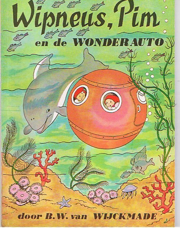 Wipneus en Pim Jeugdsentiment  Fascinerend vond ik deze serie!