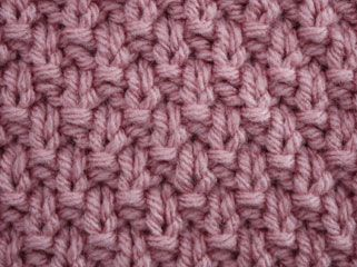 Knitting Double Moss Stitch Instructions : The 25+ best ideas about Moss Stitch on Pinterest Crochet stitches for begi...