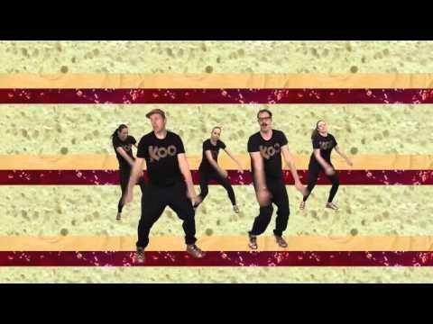 Koo Koo Kanga Roo - Wiggle It: House Party Dance-A-Long Workout - YouTube