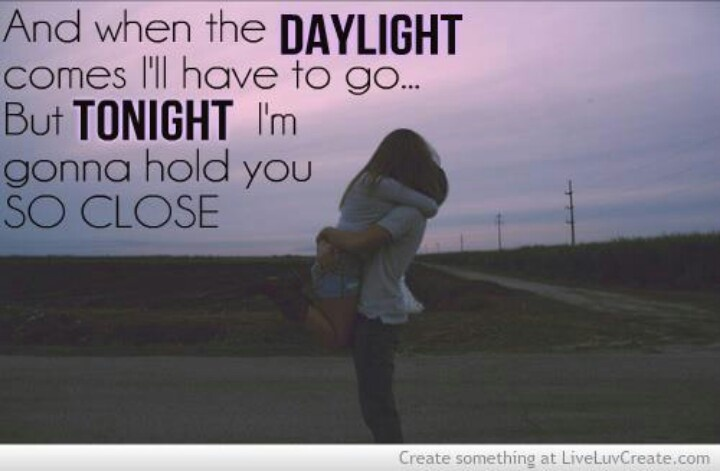 Daylight by Maroon 5 - love this song!!