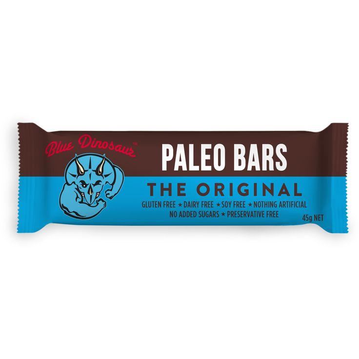 Original Paleo Bars #paleobars #glutenfree #soyfree #dairyfree #veganfood #superfood #nutbar #organicfood