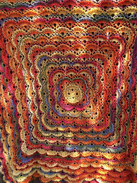 Ravelry: Project Gallery for Fluffy Meringue Blanket pattern by Patons.there is a very helpful video on you tube by mikey selleck of the crochet crowd https://www.youtube.com/watch?v=lBfOsfCpG3o