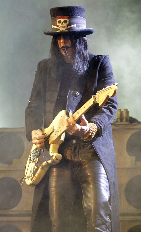 Motley Crue guitarist Mick Mars suffers from Ankylosing Spondylitis, an inflammatory condition that mainly affects the joints of the spine, making life increasingly difficult and incredibly painful for the person afflicted with it. While the disease might sideline most musicians, Mars plays through the pain, deeming the condition more of an inconvenience than anything. It won't stop him from hitting the road!