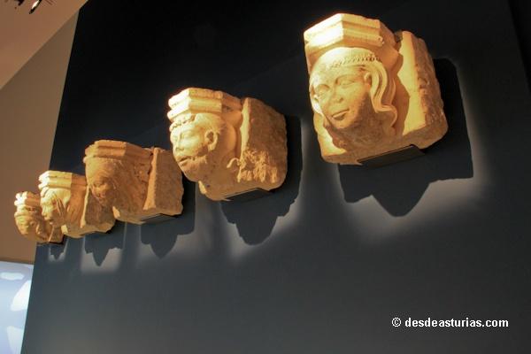 Museo Arqueológico de Asturias [Más info] http://www.desdeasturias.com/museo-arqueologico-de-asturias/