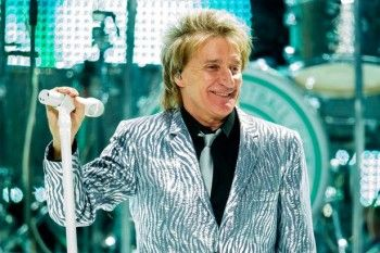 Arise Sir Rod Stewart - Queens Birthday Honours 2016