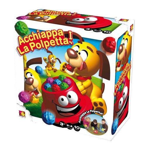 Acchiappa la Polpetta! Un action Games veramente divertente da regalare!  #actiongames #giochi #acchiappalapolpetta #roccogiocattoli