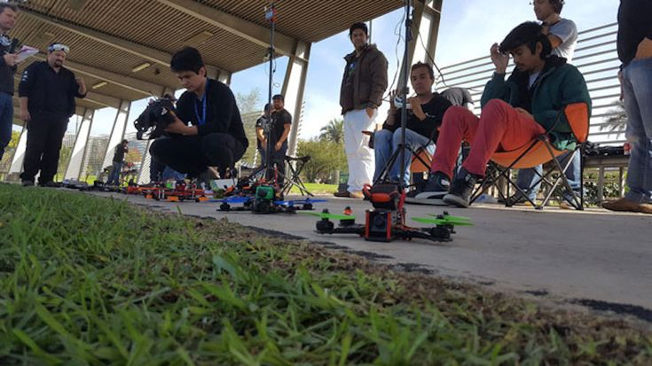 n el marco del evento Chile Drone Nationals que se efectuará en la ciudad de…