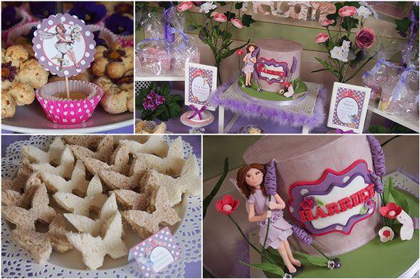 Flower Fairies Birthday Theme - Pretty My Party