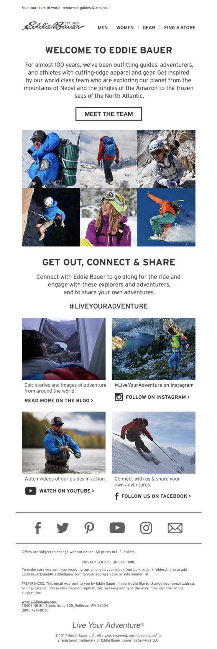 254 best Email Design Inspiration images on Pinterest | Email ...