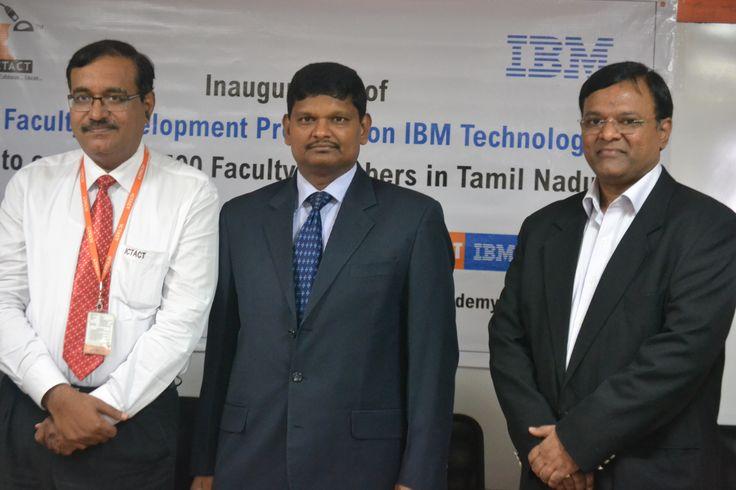 IBM training inaguration