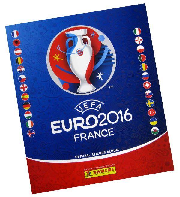 Panini EURO 2016 Sticker Album, Stickerpoint