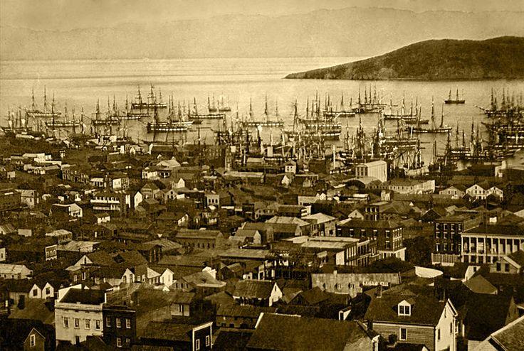 San Francisco. 1848.