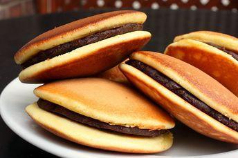 Dal Giappone i Dorayaki di Doraemon, Giappone, ricetta, dolci, dorayaki, marmellata di fagioli azuki, Doraemon, tradizione