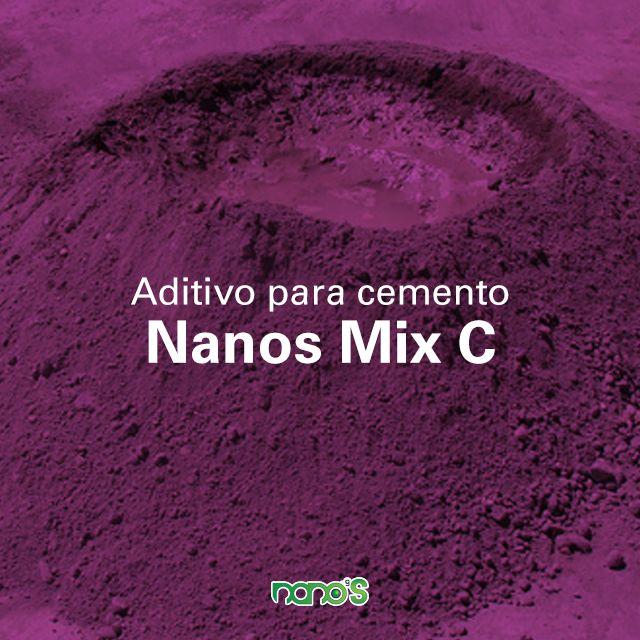 #Nanoproducto Nanos Mix C Reduce el encogimiento y la formación de grietas o capilares absorbentes de agua y promueve la plasticidad de la mezcla durante la aplicación. Las Nanopartículas contenidas aseguran la adhesión química a los poros de la superficie y reducen la absorción de agua en un 70%.