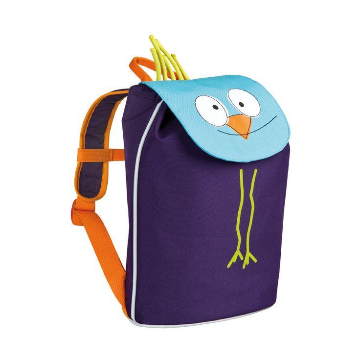 LÄSSIG 4Kids Ruckssack - Mini Duffle Backpack Wildlife - Birdie #Lässig 'Kinderrucksack #Kindergartentasche #Vogel #Birdie #MiniRucksack