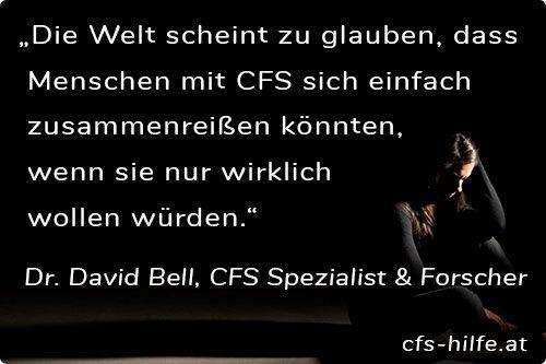Zitate weltweit anerkannter ME/CFS – Spezialisten
