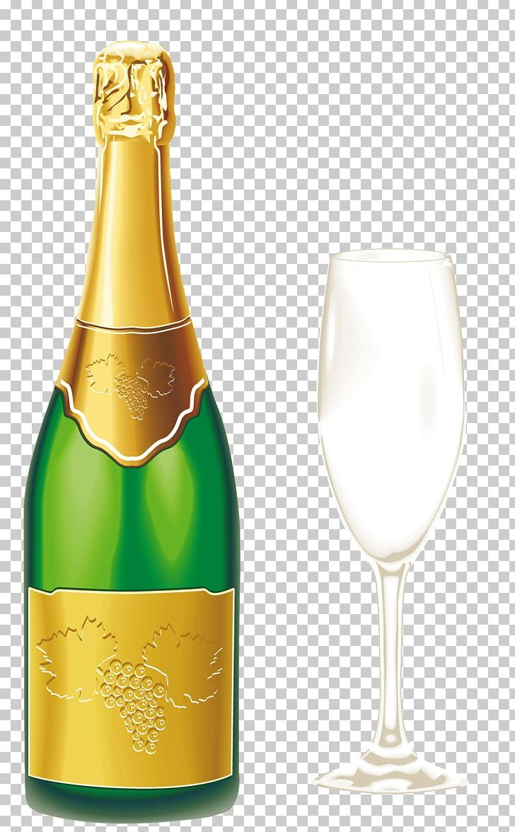 Champagne Glass Wine Png Alcoholic Beverage Barware Beer Bottle Bottle Champagne Champagne Wine Glass Glass
