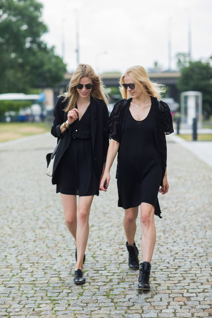 The best street style looks from 6th edition of HUSH Warsaw. photo: Szymon Brzóska Style Stalker #hush_warsaw #streetstyle #hushwarsaw #summercrush #summer #hush #polishfashion #fashionfair #polskamoda #targimody