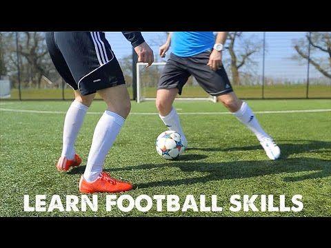 Learn Football Skills - Elastico panna - StumbleUpon