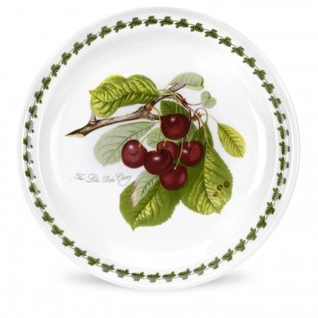 Portmeirion Pomona 8 inch Side Plate Cherry - Portmeirion UK.... i'm in love with these too!
