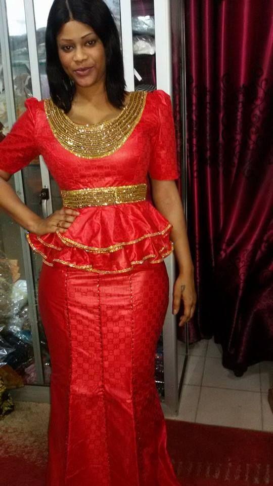 Gut bekannt 345 best bazin images on Pinterest | African style, African dress  DB31