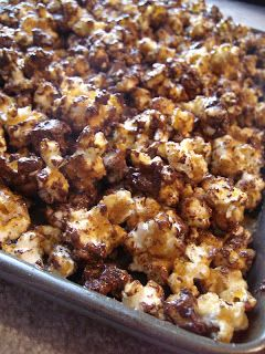 Twix Caramel Popcorn   Food & Drink   Pinterest