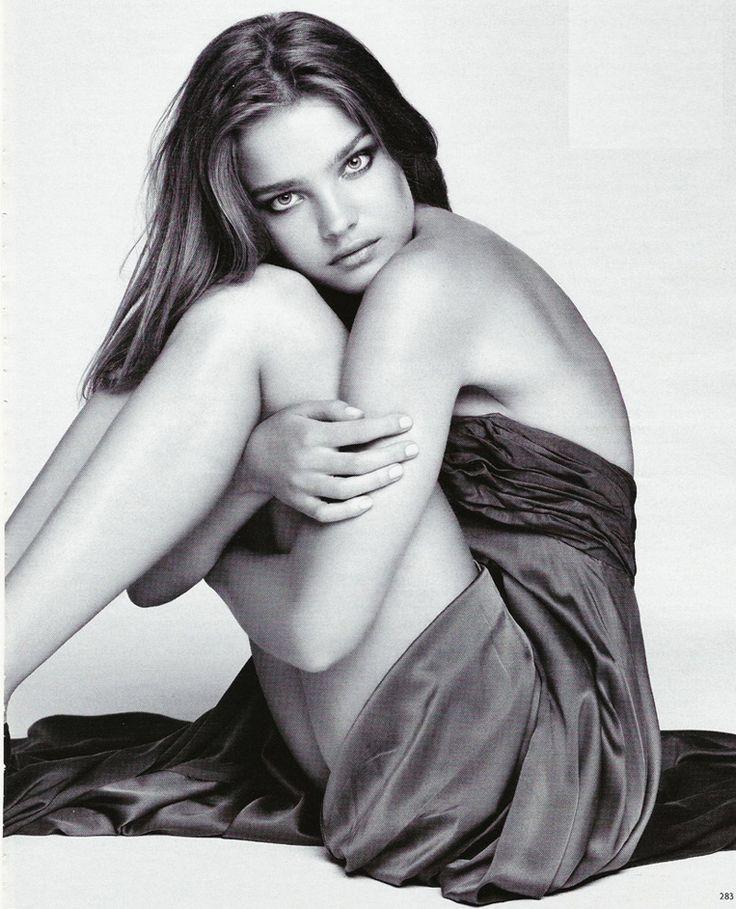 Fashion Model Natalia Vodianova, Style inspiration, Fashion photography, Long hair