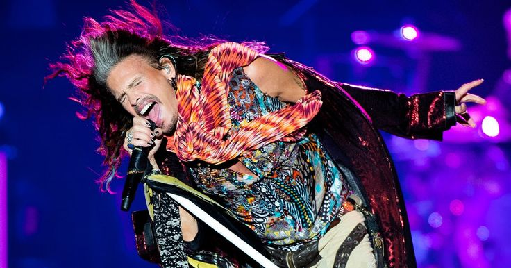 Aerosmith Cancel Tour Dates Over Steven Tyler Medical Issues - Rolling Stone
