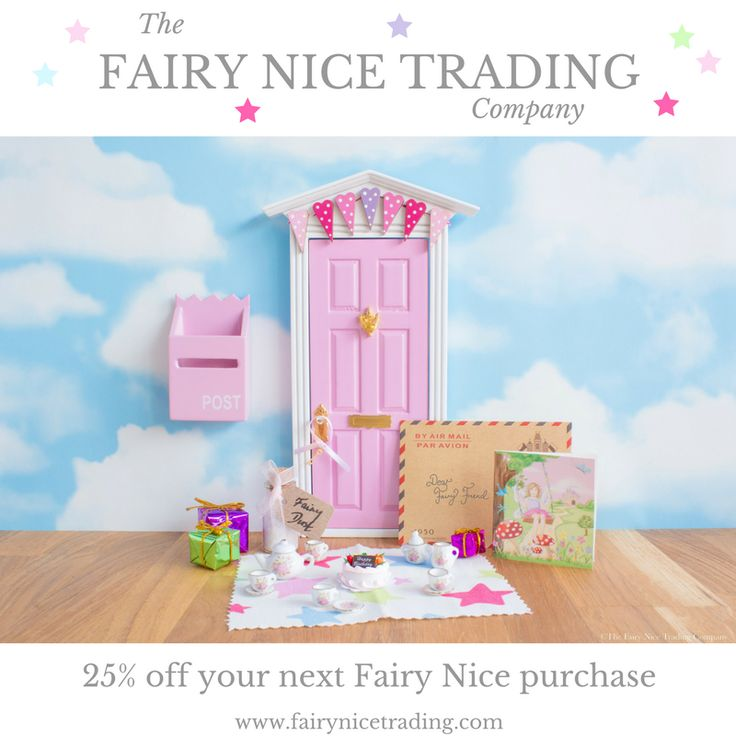 Fairy Nice Customers can WIN 25% OFF their next order by leaving a review on our website.