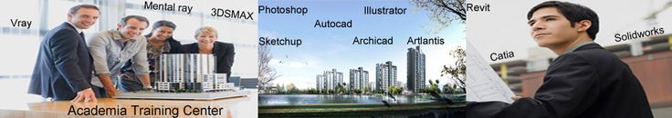 Formation Apprendre Archicad 17 | Formation Infographie Autocad Photoshop 3DSMAX Archicad Cinema 4d Illustrator Solidworks Catia