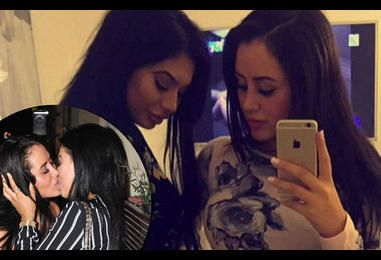 """Geordie Shore's Chloe Ferry Admits Her And Marnie Simpson's Lesbian Nights Are Still On: """"She Licks My Tits"""" 