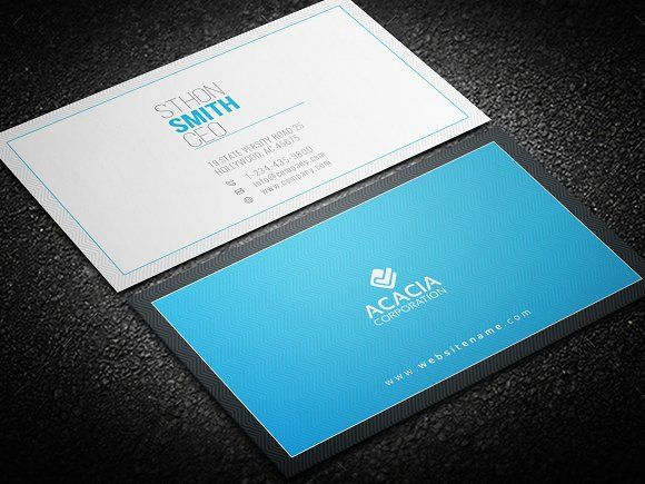 Best Business Card Template Images On Pinterest Business - 35 x2 business card template