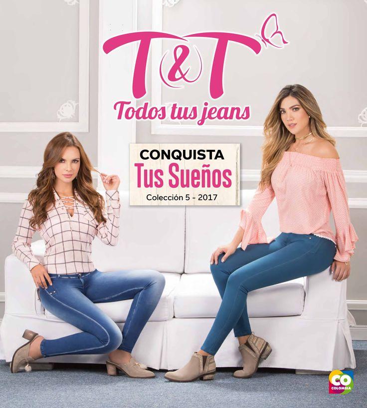 T&T Jeans, blusas, calzado, chaquetas y todo el outfit para tu look diario #ConquistaTuSueños#TodosTusJeansTyt