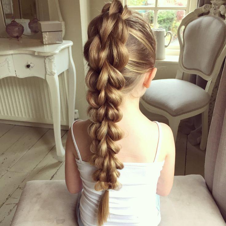 The 3D Pull Through Braid by SweetHearts Hair Design