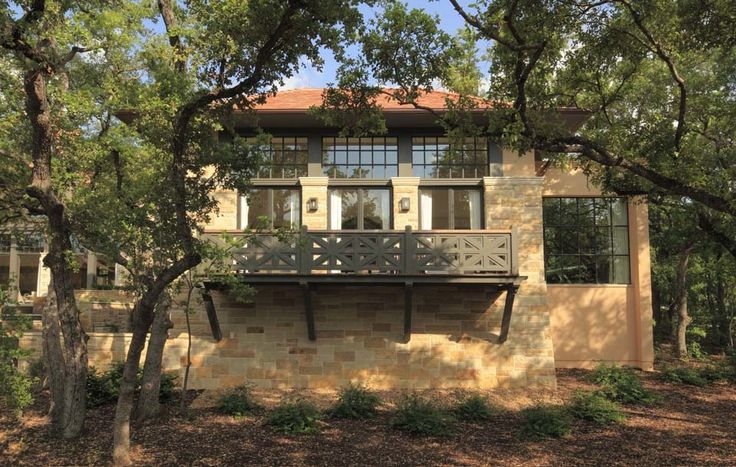 100 best texas hill country homes images by preston wood for Texas hill country stone homes