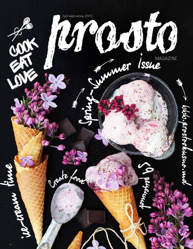 Prosto Magazine 3  Spring - Summer issue