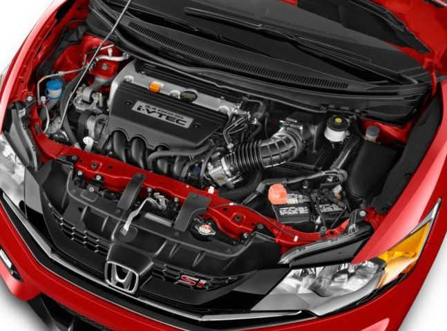 Honda Civic Si 2018 Engine System
