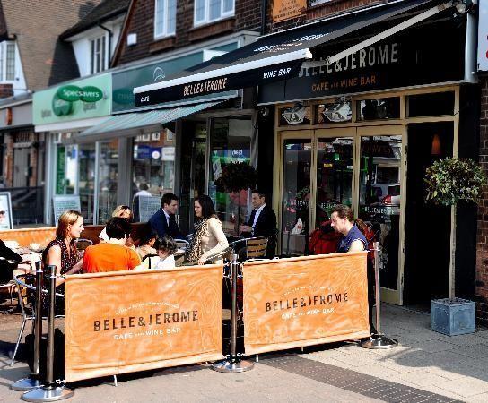 West Bridgford Cafe Culture