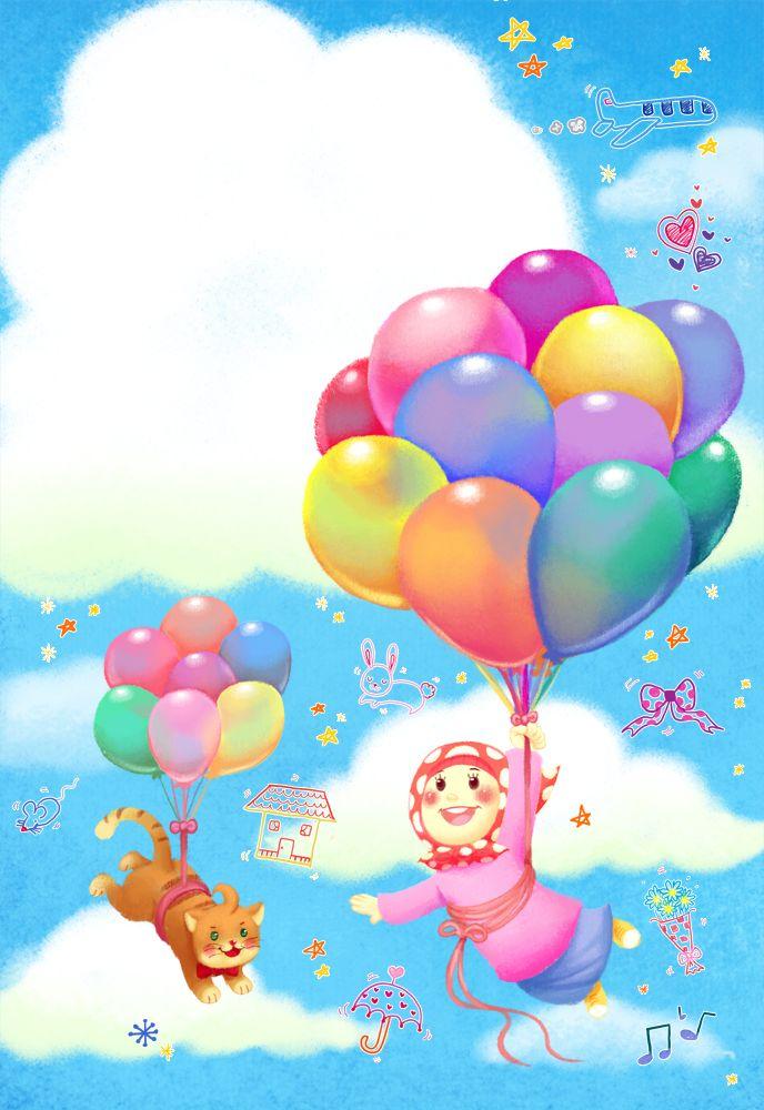 http://ambientdream.deviantart.com/art/NanaNiniBobo-happy-balloons-379162018