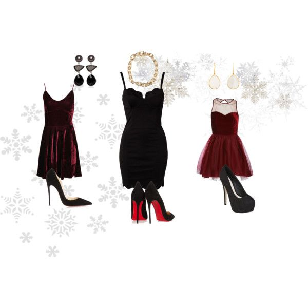 """New Year's Eve Vol 3"" by vas0an on Polyvore"