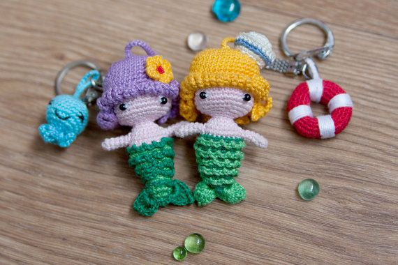 1000+ images about ? Crochet Keyrings Keychains ? on ...